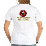 PMAI WOMENS V-NECK T SHIRT