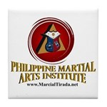 PHILIPPINE MARTIAL ARTIS TILE COASTER