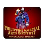 PHILIPPINE MARTIAL ARTS INSTITUTE MOUSE PAD