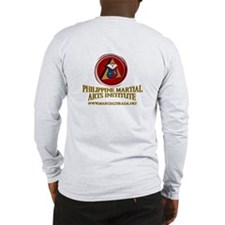PHILIPPINE MARTIAL ARTS INSTITUTE LONG SLEEVE T