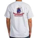 PHILIPPINE MARTIAL ARTS INSTITUTE LIGHT T-SHIRT