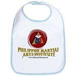 PHILIPPINE MARTIAL ARTS INSTITUTE BABY BIB