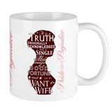 """Truth Universal"" Quote Coffee Mug"