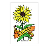 Kansas Pride! Postcards (Package of 8)