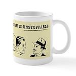 Unstoppable Fantasy Football Team Mug