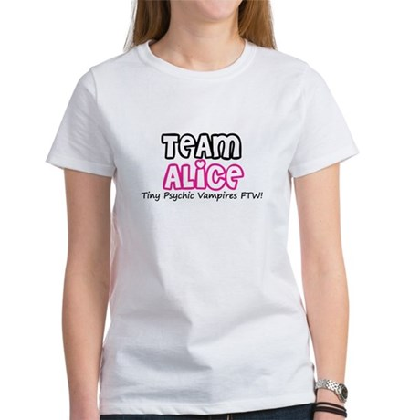 Team Alice Twilight Women's T-Shirt