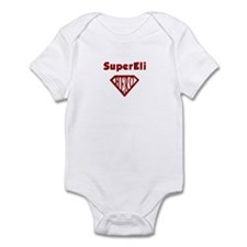 Super Hero Eli Infant Bodysuit