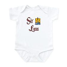 Sir Lucas Infant Bodysuit