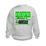 HOPE Muscular Dystrophy 2 Sweatshirt