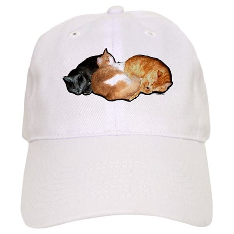 Sleeping Cats Cap