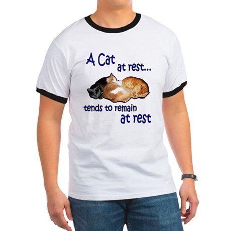 Laws of Physics Cats Ringer T