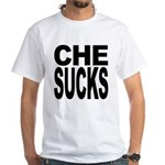 Che Sucks White T-Shirt
