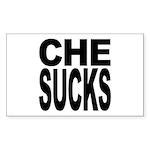 Che Sucks Rectangle Sticker 50 pk)