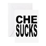 Che Sucks Greeting Cards (Pk of 10)