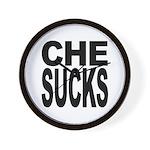 Che Sucks Wall Clock