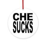 Che Sucks Ornament (Round)