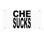 Che Sucks Banner