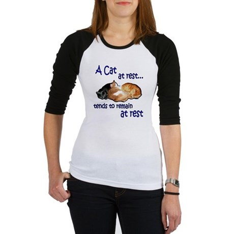 Laws of Physics Cats Jr. Raglan