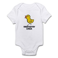 Denistry Chick Infant Bodysuit