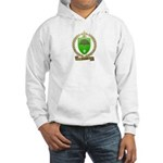 DUBOIS Family Crest Hooded Sweatshirt
