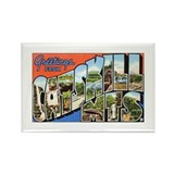 Catskill Mountains Rectangle Magnet (10 pack)