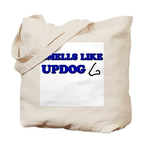 Smells Like Updog Tote Bag