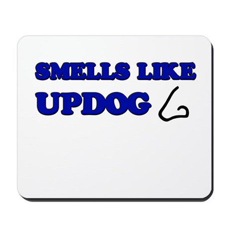 Smells Like Updog Mousepad