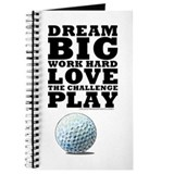 Dream Big Golf Journal