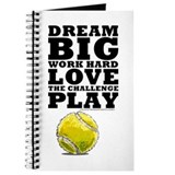Dream Big Tennis Journal