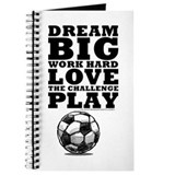 Dream Big Soccer Journal