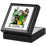 Gavrilov Family Crest Keepsake Box