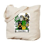 Gavrilov Family Crest Tote Bag