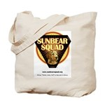 Sunbear Squad Tote Bag