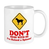 Spinone Italiano Small Mugs