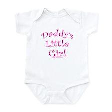 Daddy's Little Girl Infant Bodysuit