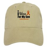 I Wear Orange For My Son Baseball Cap