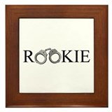 Rookie Framed Tile