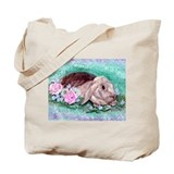 Maddison the Rabbit Tote Bag