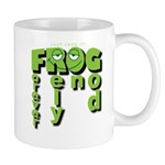 Forever Rely On God! Mug