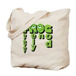 Forever Rely On God! Tote Bag