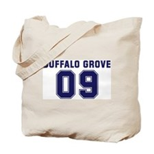 BUFFALO GROVE 09 Tote Bag