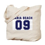 DANIA BEACH 09 Tote Bag