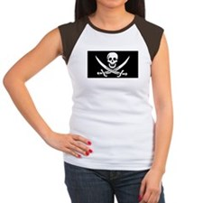 Pirate Calico Jack Tee