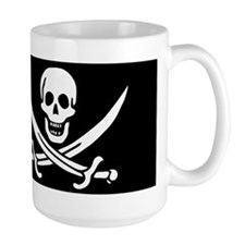 Pirate Calico Jack Mug