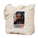 Under God! Tote Bag