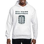 It's 12:00 Somewhere Hooded Sweatshirt