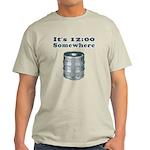 It's 12:00 Somewhere Light T-Shirt