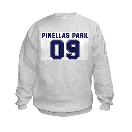 PINELLAS PARK 09 Kids Sweatshirt