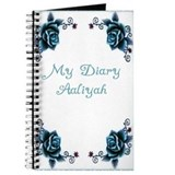 Personalized Diary For Aaliyah