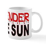X OFFENDER In The SUN Mug